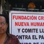 Alejandro Pin agradece a Alvaro Noboa por su labor en la fundacion