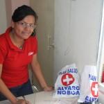katherine choez ayuda fundacion labor social